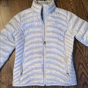 Brand new. Marmot size small down jacket
